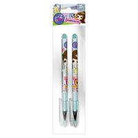 Ручки шариковые, 2 шт, синий, Littlest Pet Shop Академия групп