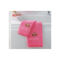 """Махровое полотенце """"Winx Club Флора"""" 70*130 см TAC"""