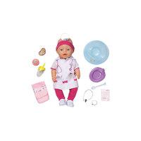 "Интерактивная кукла ""Доктор"", 43 см, BABY born Zapf Creation"