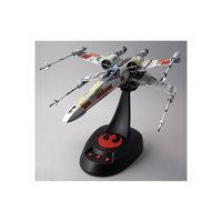 """Сборная модель """"Истребитель X-Wing Fighter 1/48"""", со светом и звуком, Звездные Войны Bandai"""