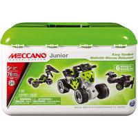 Квадроцикл (4 модели), Meccano