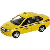 """Модель машины 1:34-39 LADA Granta """"Такси"""", Welly"""