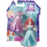 Мини-кукла с платьем, в ассортименте, Принцессы Дисней Mattel
