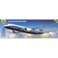 """Сборная модель """"Боинг 787-8"""", Звезда"""