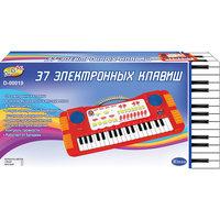 Синтезатор детский, 37 клавиш,  DoReMi -