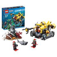 LEGO City 60092: Глубоководная подводная лодка