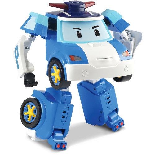 """Игрушка """"Робот трансформер Поли"""", р/у, 31 см, Робокар Поли"""