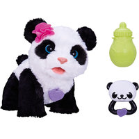 "Интерактивная игрушка ""Малыш Панда"", FurReal Hasbro"