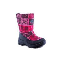 Зимние сапоги для девочки KUOMA