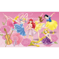 """Ковер """"Балерины"""" 80*133 см, Принцессы Дисней ВЕНЕРА"""