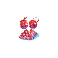 """Набор елочных шаров """"Северное сияние"""", 6 шт, d=75 мм, в подарочной коробке Tukzar"""