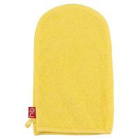 Мочалка-рукавичка Wach&Bath, Happy Baby, жёлтый
