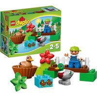 LEGO DUPLO 10581: Уточки в лесу