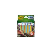 Мел для асфальта многоцветный, 5 цв., Crayola