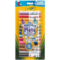 Набор из 14 смываемых мини-маркеров, Crayola