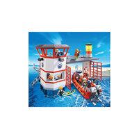 PLAYMOBIL 5539 Береговая охрана: Береговая станция с маяком Playmobil®