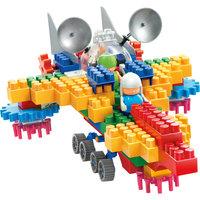 Конструктор серии Космос 305 деталей, Bauer
