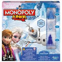 """Игра """"Монополия Юниор"""", Холодное сердце, Hasbro"""