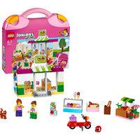LEGO Juniors 10684: Чемоданчик «Супермаркет»