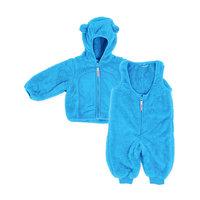 Комплект: куртка и полукомбинезон для девочки Huppa