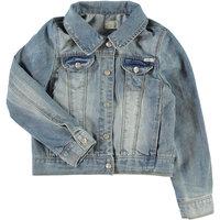 Джинсовая куртка для девочки name it