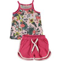 Комплект для девочки: майка и шорты name it