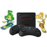Телевизионная Фикси-приставка Mega Drive 2