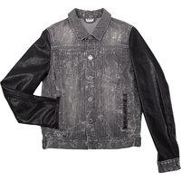 Джинсовая куртка для мальчика Gulliver