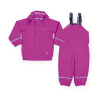 Комплект для девочки: куртка и комбинезон name it
