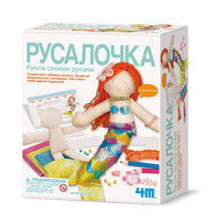 Кукла своими руками Русалочка 4M