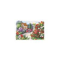 Набор для вышивания крестом «Цветущий сад» Чудесная игла