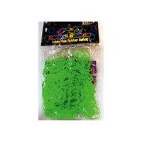Набор для плетения браслетов из резиночек Loom Bands, зеленый