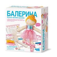 Кукла своими руками Балерина 4M