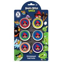 Шариковый пластилин, 6 цветов, Angry Birds Limpopo