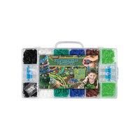 Набор камуфляжных резиночек для плетения (2400 резиночек) Tukzar