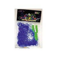 Набор для плетения браслетов из резиночек Loom Bands, синий