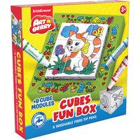 Набор для творчества Cubes Fun box Artberry Erich Krause