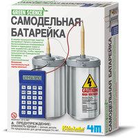 Самодельная батарейка, 4М 4M