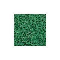Темно-зеленые резиночки (24 с-клипсы+600 резиночек), Rainbow Loom