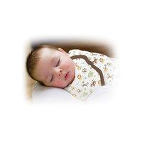 Конверт для пеленания SWADDLEME, р-р L, 6-10 кг., джунгли Summer Infant