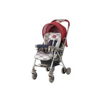 Прогулочная коляска Desire, Happy Baby, красный