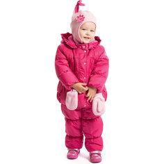 Комплект для девочки: куртка и полукомбинезон PlayToday