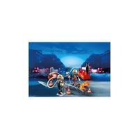 PLAYMOBIL 5365 Пожарная служба: Пожарники с водяным насосом Playmobil®