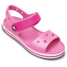 Сандалии для девочки Crocs