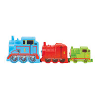 Складывающиеся блоки-паровозики, Томас и его друзья Mattel