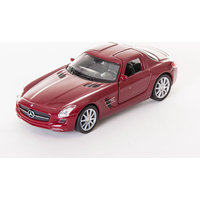 Модель машины 1:34-39 Mercedes-Benz SLS AMG, Welly