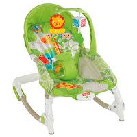 """Кресло-качалка """"Львенок из тропического леса"""", Fisher-Price Mattel"""