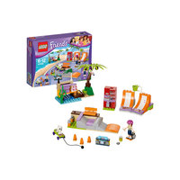 LEGO Friends 41099: Скейт-парк
