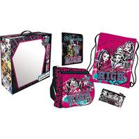 Подарочный набор с пеналом, Monster High Академия групп