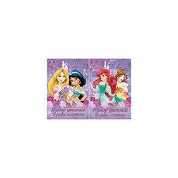 Цветной картон и бумага, 10 цветов, 20л, Принцессы Дисней Академия групп